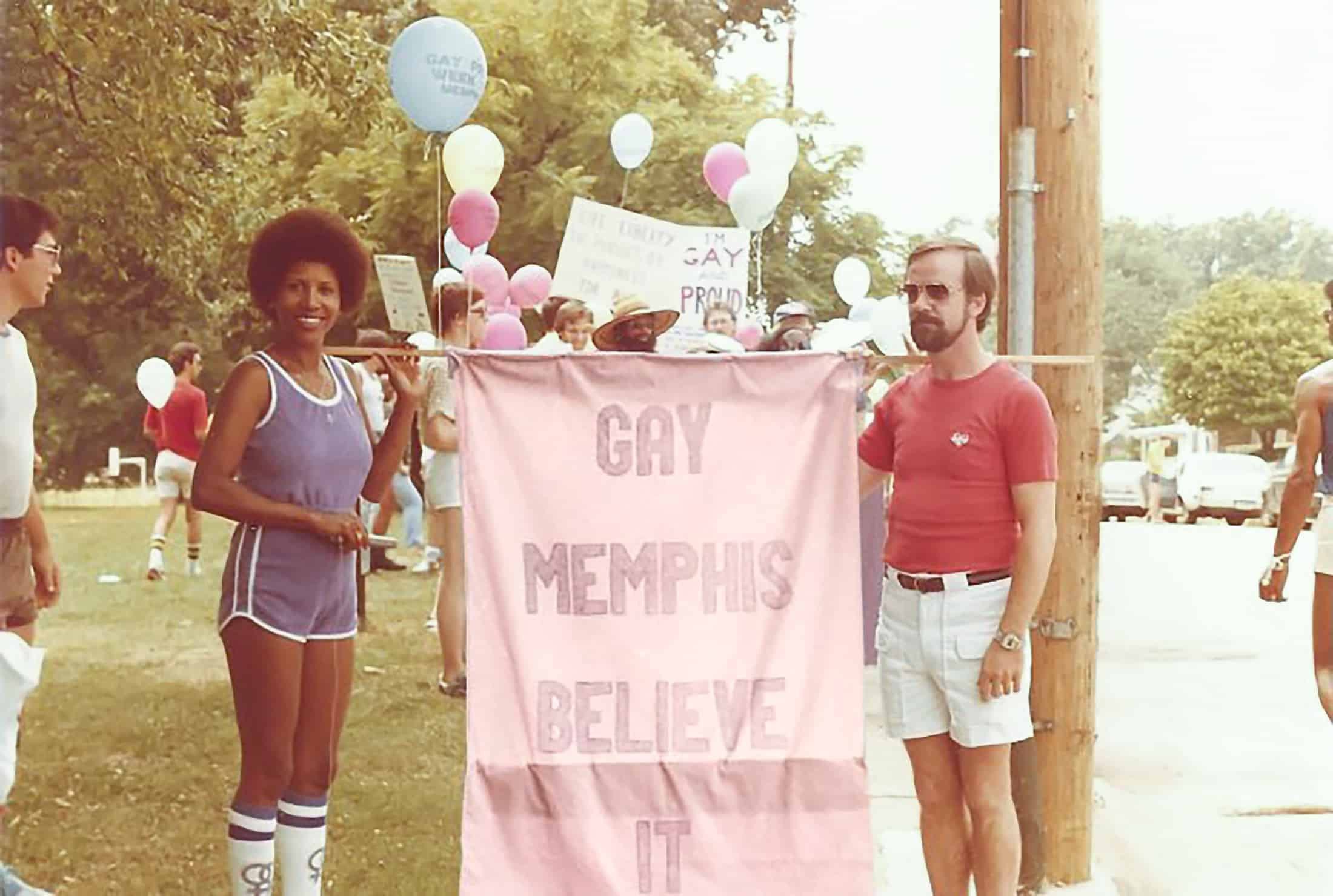 Gay Memphis Believe It History