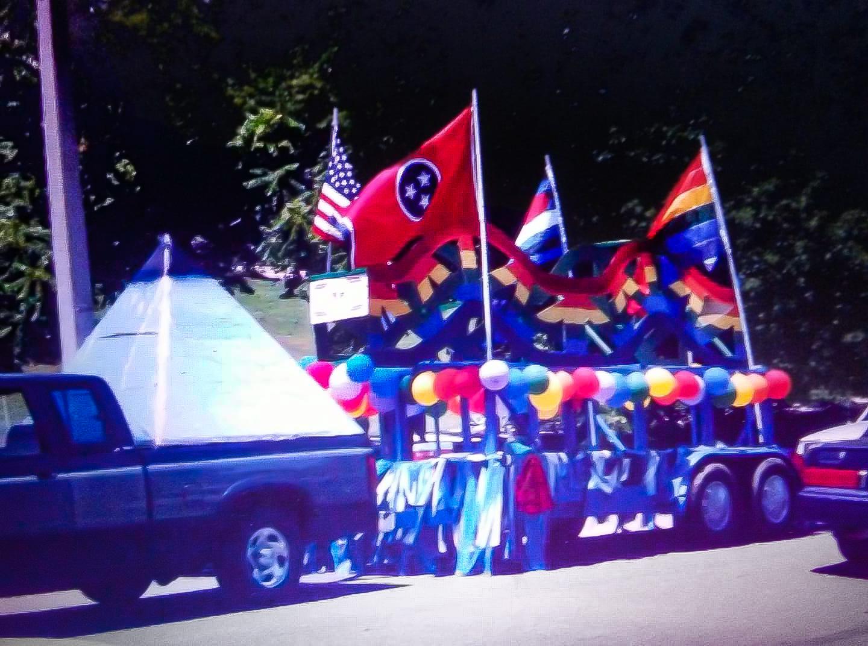Memphis Pride Parade Winner 1994